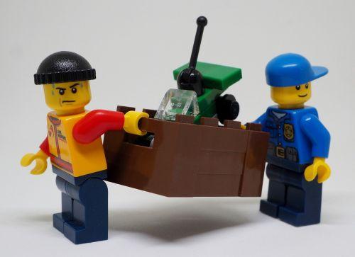 lego figures play