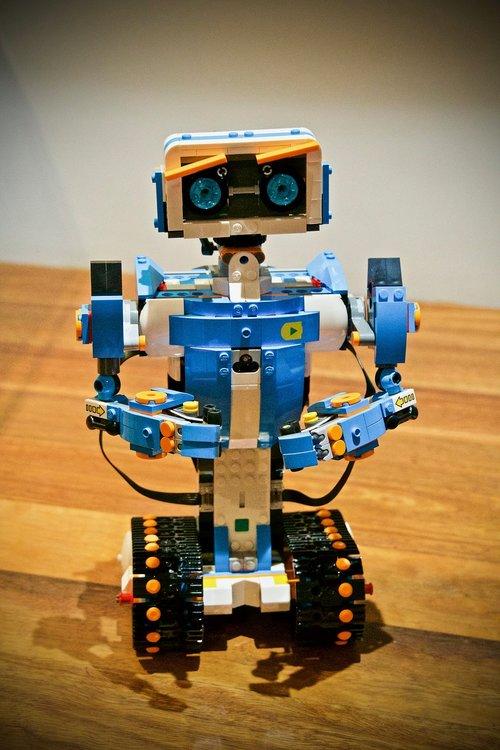 lego  technology  robot