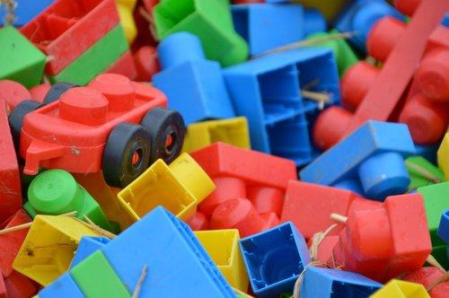 lego  brick  plastic