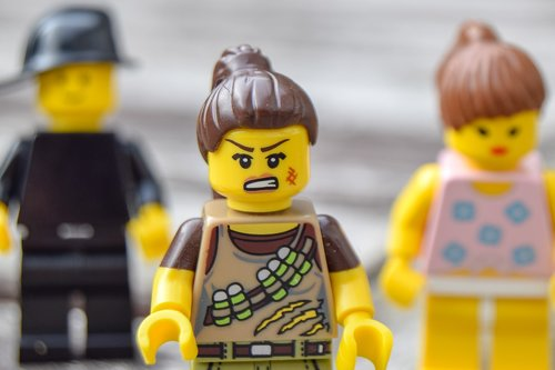 lego  angry  anger