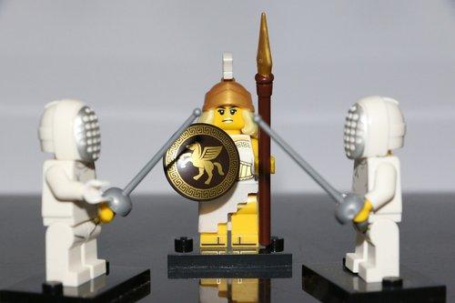 lego  minifigure  toy