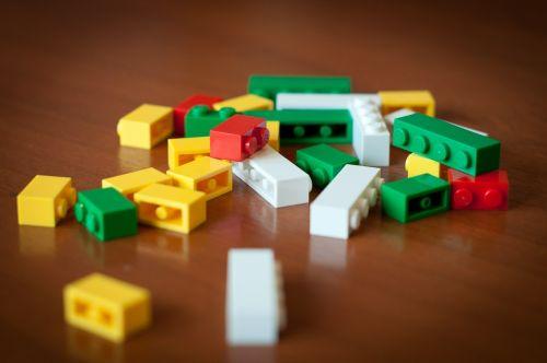 lego stones build