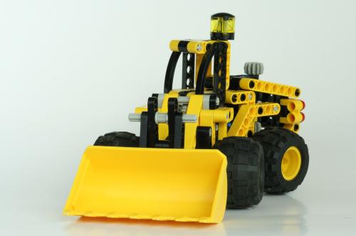 lego technic shovel