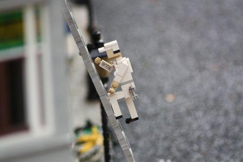 legoland lego ladder