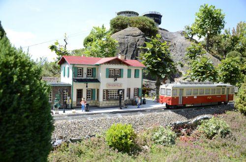 legoland railway station leisure