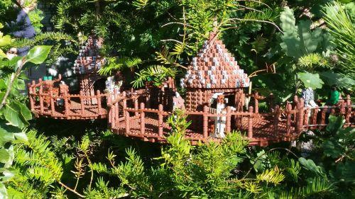 legoland lego treehouse