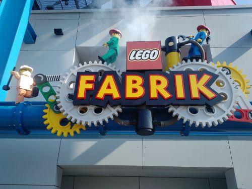 legoland factory lego