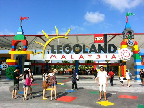 legolandas,lego,Malaizija,Teminis parkas,vaikai,pramogų parkas