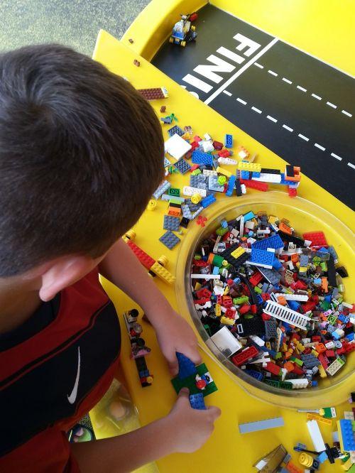 legos play child