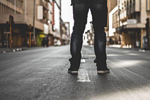 legs street alone