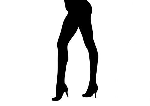 legs woman heels