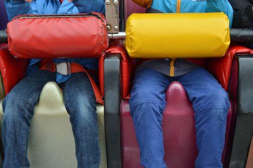 legs fairground ride