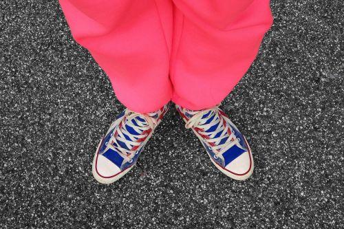 legs pants pink pants