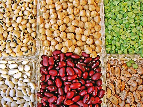 legumes power chickpeas