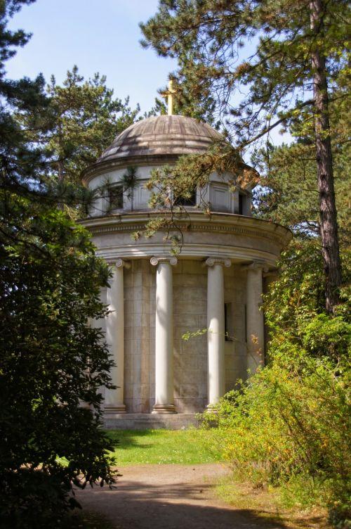 leipzig southern cemetery mausoleum