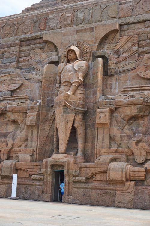 leipzig völkerschlachtdenkmal monument