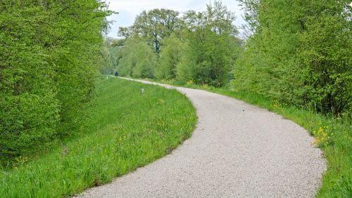 laisvalaikis,atsigavimas,žygiai,juostos,kelias,toli,gamta,pieva,žalias,platus,toli