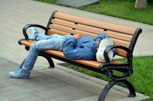 Leisurely Nap