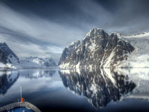 lemairekanal antarctica expedition