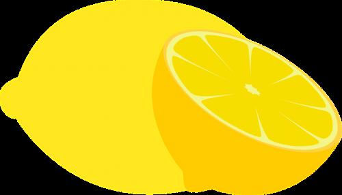 lemon citric citrus