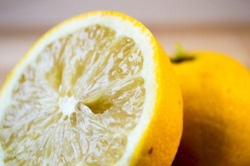lemon fruit citric
