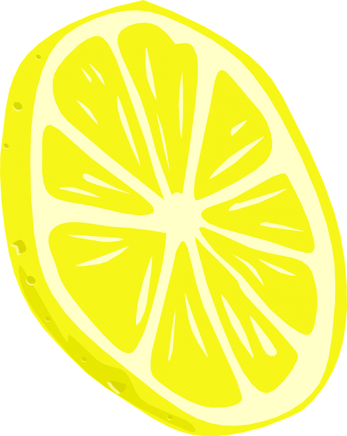 lemon slice food