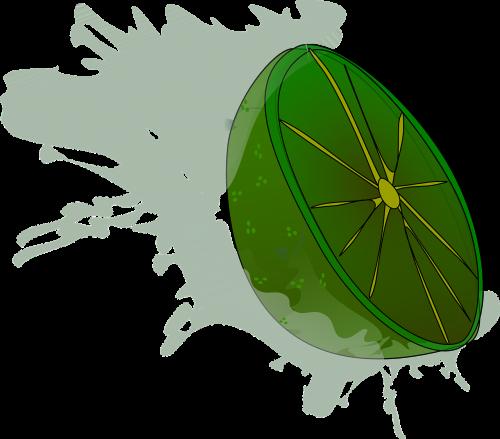 lemon green citrus