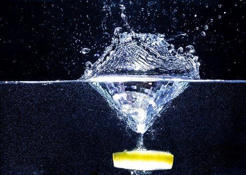 lemon  water  cold
