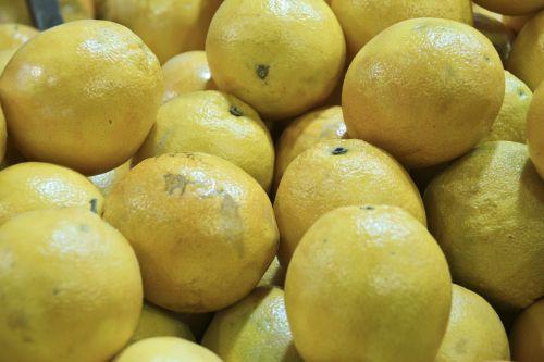 lemon sour citrus fruits