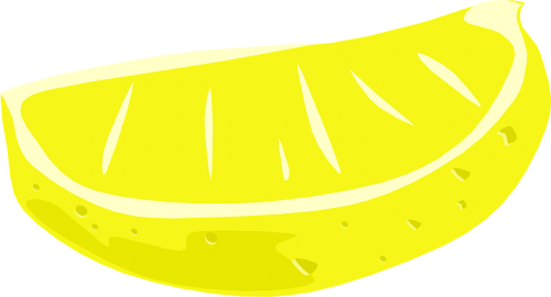 lemon wedge fruit food