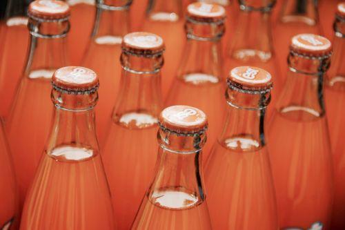 lemonade orange drink