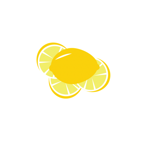 lemons citrus slices