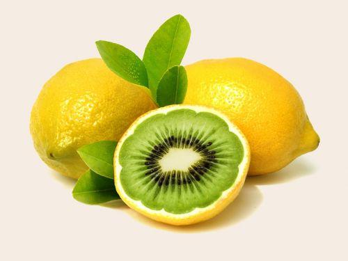 lemons kiwi kiwi lemons