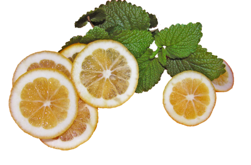 lemons with lemon