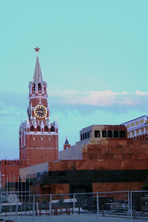 Lenin's Mausoleum, Red Square