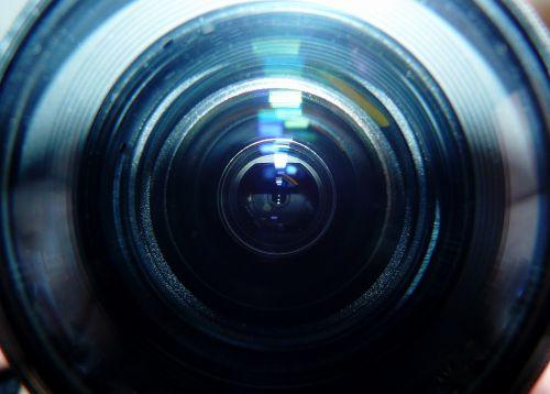 lens photography digital camera