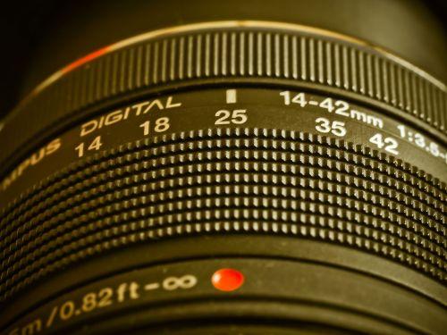 lens photo camera
