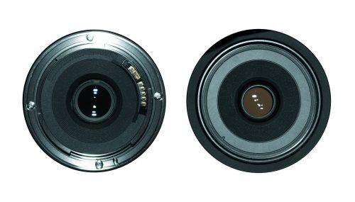 lens bayonet camera