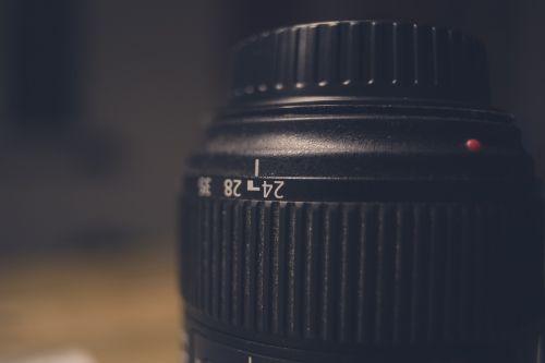 lens camera digital