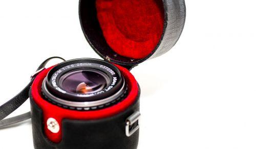 lens case pentax