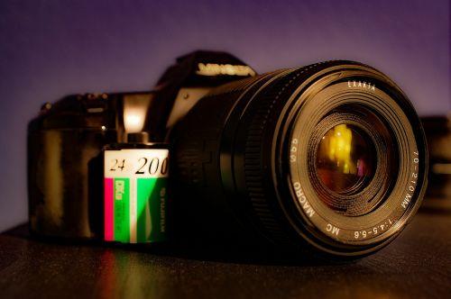 lens aperture zoom