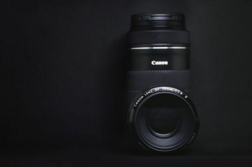 lens desktop shutter