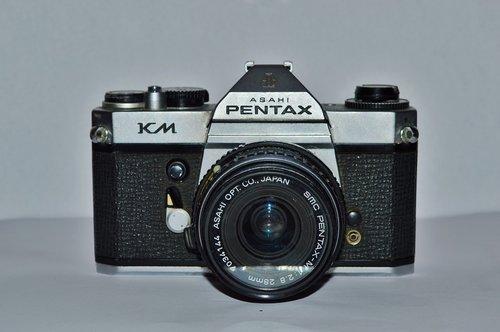 lens  antique  classic