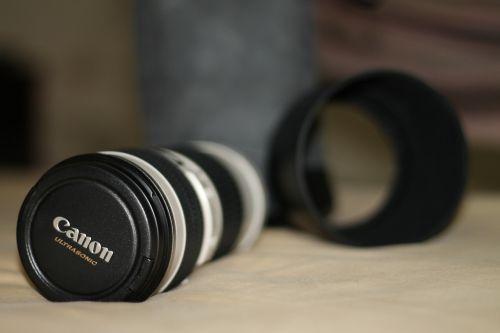 lens objective camera