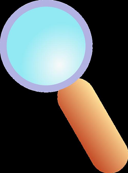 lens glass magnifying