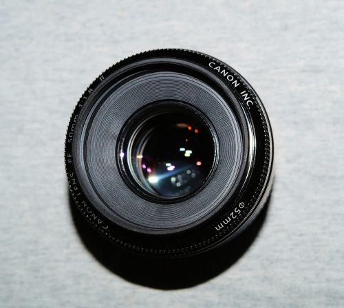 lens photography canon