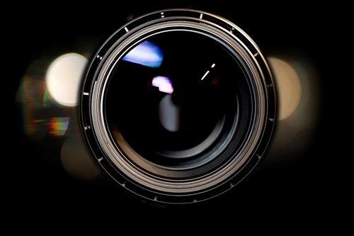 lens  tele  camera