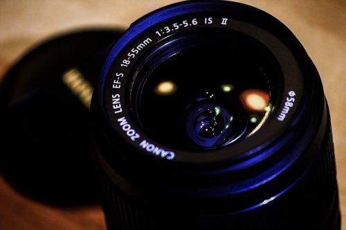 lens canon photography