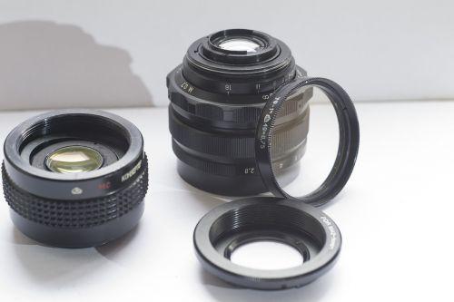 lens camera filter