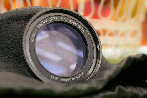 objektyvas, makro lęšis, makro, fotografija, veidrodis, skaitmeninė kamera, fotoaparatas, nuotrauka